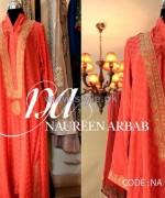 Naureen Arbab Party Wear Dresses 2014 For Winter 4