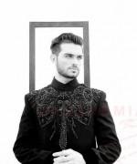 Naushemian Sherwani Designs 2013-2014 For Men 007