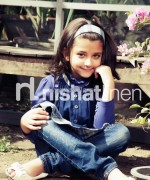 Nishat Linen Kids Dresses 2013-2014 For Nisha Princess 2