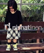 Nishat Linen Kids Dresses 2013-2014 For Nisha Princess 4