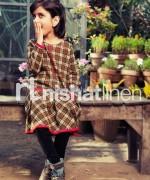 Nishat Linen Kids Wear Dresses 2013-2014 For Nisha Princess 10