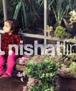Nishat Linen Kids Wear Dresses 2013-2014 For Nisha Princess 9