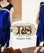Noor Sahar Winter Dresses 2014 For Girls 1
