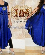 Noor Sahar Winter Dresses 2014 For Girls 4