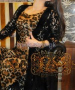Noor Sahar Winter Dresses 2014 For Women 6