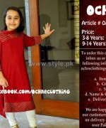 Ochre Clothing Winter Collection 2014 For Kids 2