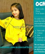 Ochre Clothing Winter Collection 2014 For Kids 4