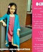 Ochre Clothing Winter Dresses 2014 For Kids 10