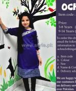 Ochre Clothing Winter Dresses 2014 For Kids 5