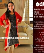 Ochre Clothing Winter Dresses 2014 For Kids 8
