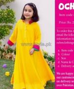 Ochre Clothing Winter Dresses 2014 For Kids 9