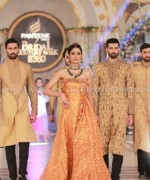 Pantene Bridal Couture Week  Lahore 2013 Day 3 Pictures 005
