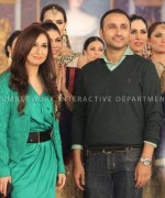 Pantene Bridal Couture Week  Lahore 2013 Day 3 Pictures 008