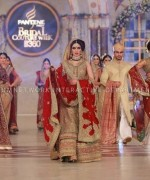 Pantene Bridal Couture Week  Lahore 2013 Day 3 Pictures 012