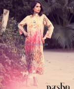Pasho Casual Wear Dresses 2014 For Winter 2
