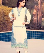 Pasho Casual Wear Dresses 2014 For Women 8