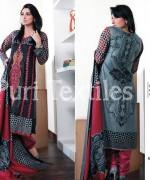 Puri Textiles Winter Dresses 2013-2014 For Women 003