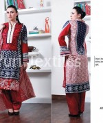 Puri Textiles Winter Dresses 2013-2014 For Women 005