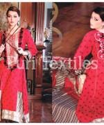 Puri Textiles Winter Dresses 2013-2014 For Women 008