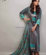 Rabeah Pashmina Shawl Collection 2014 For Winter 10