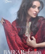 Rabeah Pashmina Shawl Collection 2014 For Winter 9