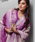 Rabeah Pashmina Shawl Collection 2014 by Shariq Textiles 4