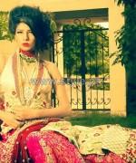 Rana Noman Bridal Wear Dresses 2014 For Girls 2