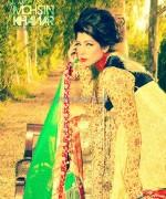 Rana Noman Bridal Wear Dresses 2014 For Women 4