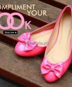 Regal Shoes Footwear Designs 2014 For Women 2