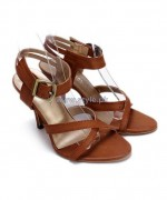Regal Shoes Party Wear Sandals 2014 For Girls 2