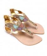 Regal Shoes Party Wear Sandals 2014 For Women 9