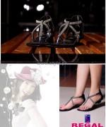 Regal Shoes Winter Footwear Designs 2014 For Women 7