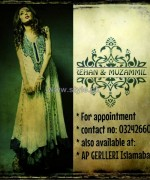 Rehan and Muzammil Formal Dresses 2014 For Winter 1