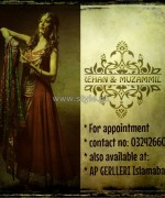 Rehan and Muzammil Formal Dresses 2014 For Winter 4