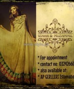 Rehan and Muzammil Formal Dresses 2014 For Winter 5