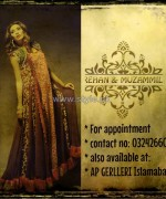 Rehan and Muzammil Formal Dresses 2014 For Women 11