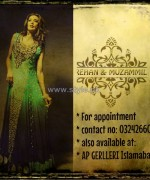 Rehan and Muzammil Formal Dresses 2014 For Women 6