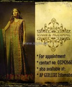 Rehan and Muzammil Formal Dresses 2014 For Women 7