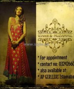 Rehan and Muzammil Formal Dresses 2014 For Women 8