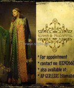 Rehan and Muzammil Formal Dresses 2014 For Women 9