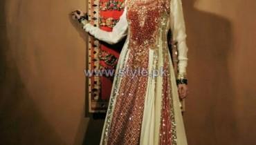 Rizwan Ahmed New Formal Dresses 2014 For Girls 1