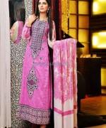 Rujhan Fabric Winter Dresses 2014 For Women 11