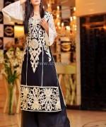 Rujhan Fabric Winter Dresses 2014 For Women 7