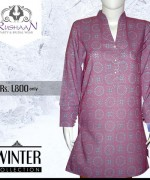 Rushaan Winter Dresses 2014 For Women 001