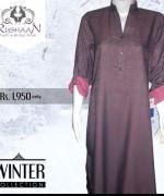 Rushaan Winter Dresses 2014 For Women 002