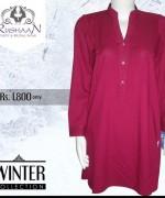 Rushaan Winter Dresses 2014 For Women 003
