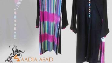 Saadia Asad Winter Dresses 2014 For Women 0011