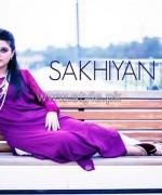 Sakhiyan Winter Clothes 2014 For Girls 1