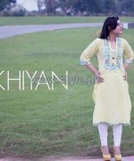 Sakhiyan Winter Clothes 2014 For Women 11