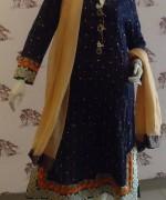 Sania Maskatiya Winter Dresses 2013-2014 For Women 009